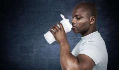健身一定要喝蛋白粉吗?