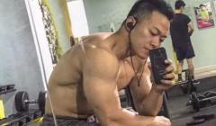 瘦子逆袭后分享增肌怎么练最好的方法