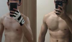 瘦子分享增肥增肌增重39斤的方法