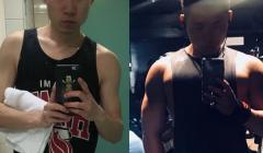 新手瘦子健身的怎么增肌增重就3点